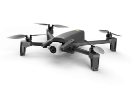 A photograph of the Parrot Anafi Drone
